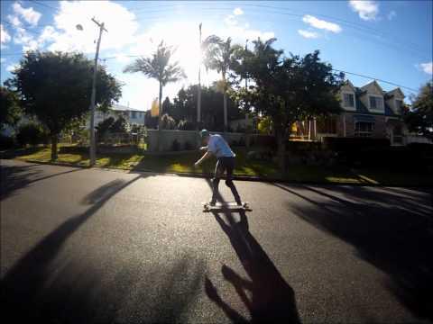 Longboarding - 2 boards and 2 jokers