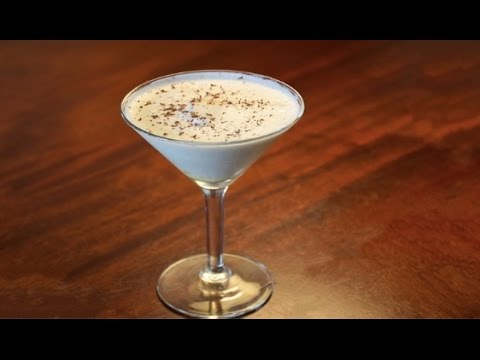 How to make brandy alexander cocktail recipe