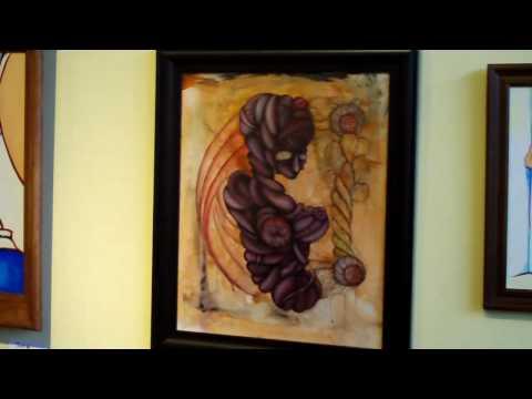 MWFA presents Lauren Toohey and Sam Thorp VIDEO