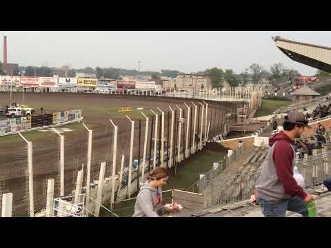 2017 September 2 River Cities Speedway Late model Heat 1