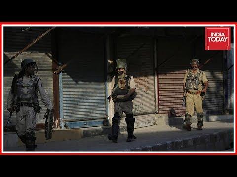 Curfew Imposed In Srinagar After Hurriyat Calls For Shutdown