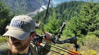 Blacktail Deception Pt. 1.  Archery Hunting Blacktails in Northern California
