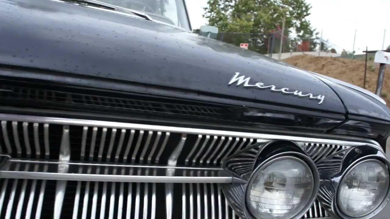 1963 Mercury Monterey Breezeway wiindow S55 Marauder clone? For Sale