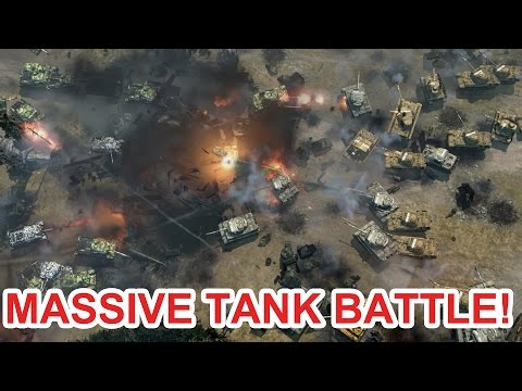 company of heroes 2 gameplay 1080p tvs