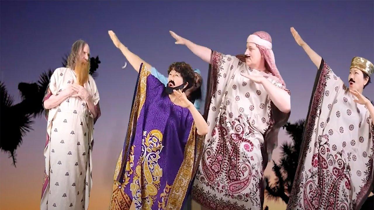 [영어예배] Barnabas Helped Saul Worship by Jim and Minnie