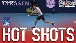 Fucsovics Ropes Forehand Hot Shot 2017