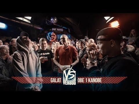 видео: VERSUS #8 (сезон IV): Galat VS Obe 1 Kanobe