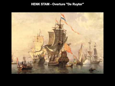 """Henk Stam: Overture """"De Ruyter"""" °1957"""