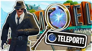 ¡LAS PIELES DE DETECTOS pueden INVERTIR en Fortnite Battle Royale!
