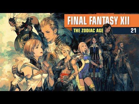 Final Fantasy XII Zodiac Age #21 - Sochen Cave Palace [PS4] [PT-BR]