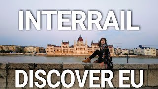 #DiscoverEU I INTERRAIL EUROPE TRAVEL FILM