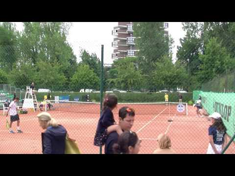 Filippos Astreinidis - Shots - Davis Cup Finals (Eur) Greek National Tennis Team Under 16 vs Ukraine