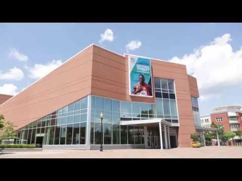 Jackson State University Student Center Video Tour