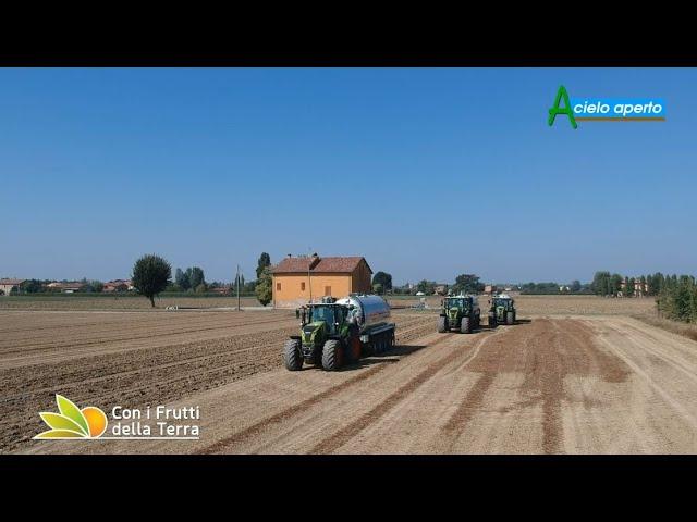 Puntata del 17/10/21 – 2° parte – Agricoltura 4.0 e sostenibilità
