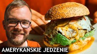 AMERYKAŃSKIE JEDZENIE w Warszawie - nasze kulinarne wspomnienia z USA | GASTRO VLOG #253