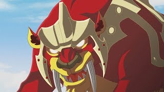 Le Retour des Dinofroz épisode 7 / Dinofroz Dragons' Revenge ep. 7 FR