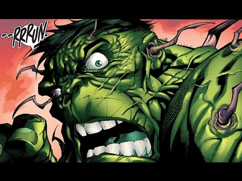 The Healing Factor of the Incredible Hulk (Part 1 of 2)
