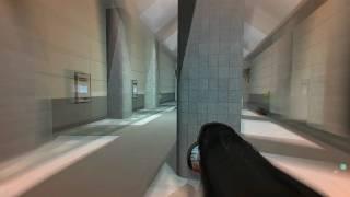 """Bonus Mission 3 - Sprint in PC game """"FEAR:Perseus Mandate"""""""