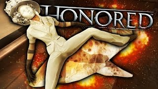 CHILLING WITH THE FISHES   Dishonored: Funny Moments (Gameplay Montage)