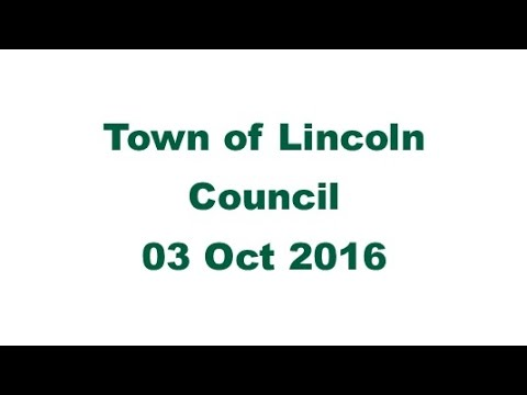 Council - 03 Oct 2016