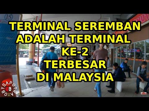 🔴SUASANA TERMINAL SEREMBAN MALAYSIA 2020