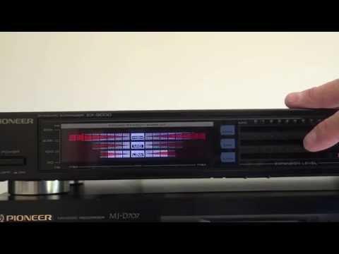 Pioneer EX 9000 Dynamic Expander