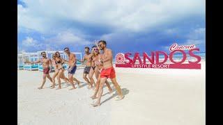 SANDOS CANCUN LUXURY EXPERIENCE RESORT 5 Мексика Канкун обзор отеля