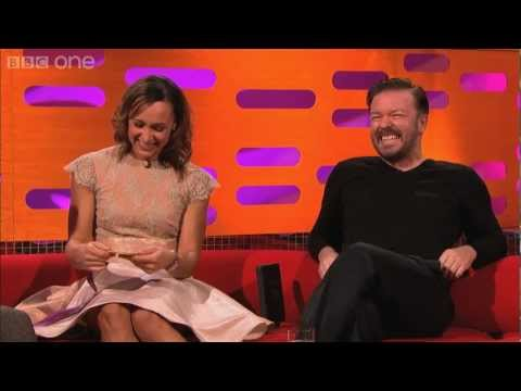 Jessica Ennis' Gold Medal  The Graham Norton   Series 12 Episode 7  BBC One
