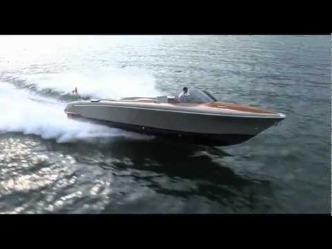 Riva Luxury Yacht - Aquariva by Marc Newson