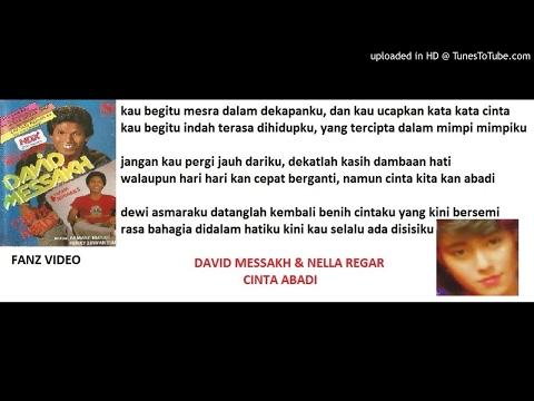 Duet DAVID MESSAKH & NELLA REGAR - Cinta Abadi  (Nurwan S & Albert S)