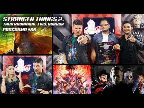 ¿Qué personaje te da más miedo? Stranger Things 2, Entrevista Tobin Bell (Programa #66)