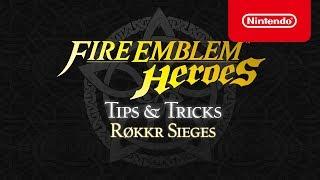 Fire Emblem Heroes - Tips & Tricks: Røkkr Sieges