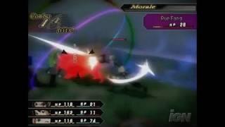 .hack//G.U. Vol. 1: Rebirth PlayStation 2 Gameplay - .hack