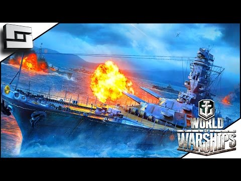 World Of Warships - ENEMY BATTLESHIP DESTROYED | Sl1pg8r