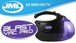 Blast Vac Pro TV Offer from JML