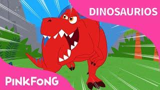 ¡Tiranosaurio Rex! | Dinosaurios | PINKFONG Canciones Infantiles