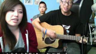 Jordin Sparks ft. Chris Brown - No Air (Cover) by Jennifer Chung & Ben Clement