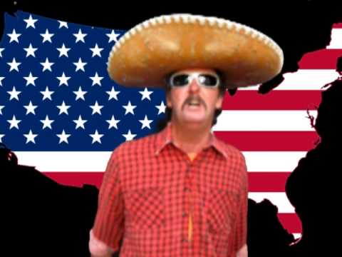 ILLEAGEL THANKS OBAMA FOR AMNESTY FUNNY PARODY SPOOF