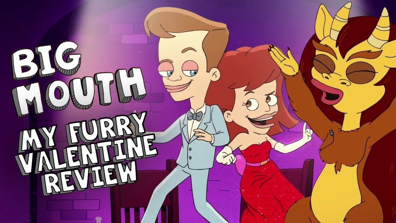 Download Big Mouth My Furry Valentine - HEARTFELT and AWKWARD - *Spoilers*