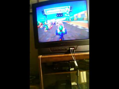 MARIO KART DOUBLE DASH Disc Testing Example