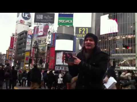 Bob Dee with Petro Tokyo Japan