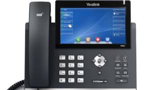 T48G IP Phone - Wi Fi