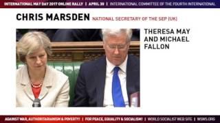 May Day 2017   Chris Marsden
