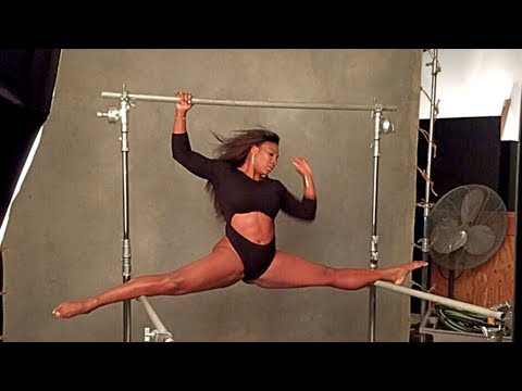 Serena Williams - The Best Training in One Video!!!