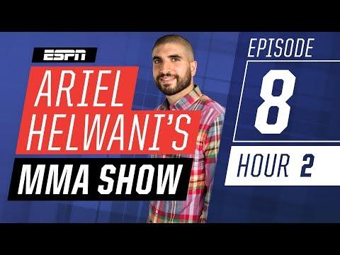 Mickey Gall, Alex Hernandez, Paige VanZant [Episode 8/Hour 2] | Ariel Helwani's MMA Show | ESPN