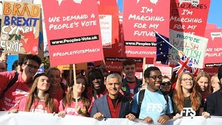 People's Vote speeches – watch live thumbnail