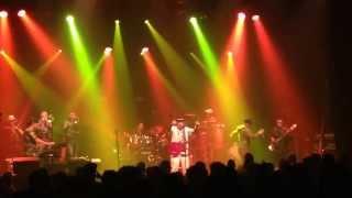 "sergent garcia ""medecine man""  live Bataclan le 24/01/14"