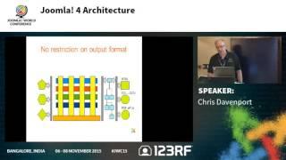 JWC15 - Joomla 4 Architecture