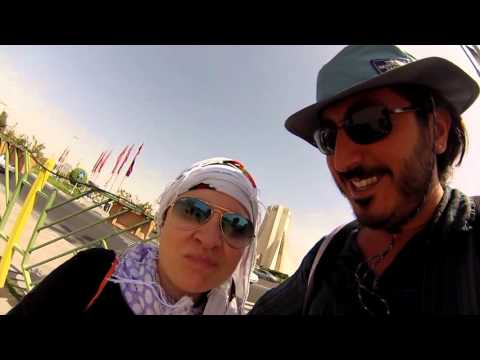 Travel to Iran by nice song