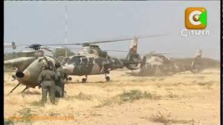 Somalia Back Story: Central Sector